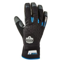 Gants de protection thermique de manutention imperméables proflex 817wp l