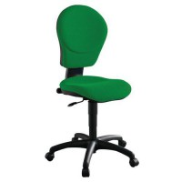 Chaise kim classic contact synchrone 2164 vert anis,