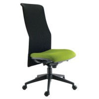 Chaise kim technic contact permanent 2164 vert anis,