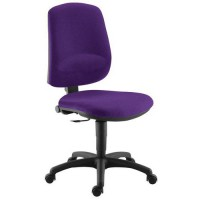 Chaise kiwi contact permanent 500 aubergine,