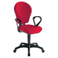 Fauteuil kim classic contact permanent t.0350 anthracite,