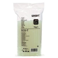 Colle 1kg - eco-t - transparente,