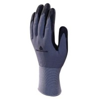 Gants de manutention tricot polyamide spandex - paume nitrile/pu ve726