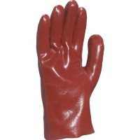 Gants de manutention pvc - longueur 27 cm dppvc7327