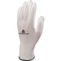 Gants de manutention tricot polyester/ paume pu dpve702p
