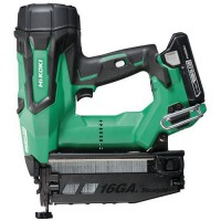 Cloueur finition 25-65mm - 18v 3ah li-ion brushless hitachi,