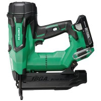 Cloueur finition 16-50mm 18v 3ah li brushless hitachi,