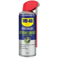 Nettoyant contacts système professionnel wd-40 - 400 ml