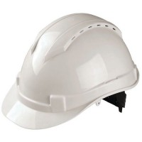 Casque de protection classic blanc