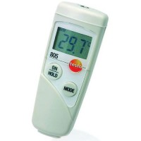 Thermomètre infrarouge avec Étui de protection - testo 805