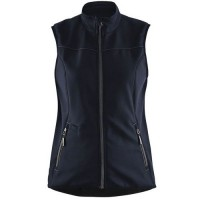 Gilet sans manches softshell femme taille xxl