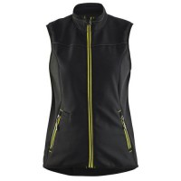 Gilet sans manches softshell femme taille l