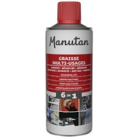 Graisse multi-usages 400ml - manutan
