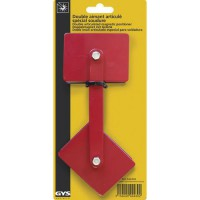 Positionneur de soudure double magnetic p20.180 brochable