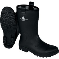 Demi botte nickel s5 noir 39