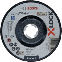 10 disques abrasifs x-lock expert for metal