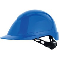 Casque de protection de chantier en abs non aéré