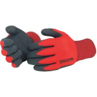 Gants de manutention de protection au support tricoté en polyamide