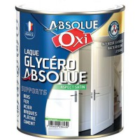 Laque absolue blanc satin 50cl