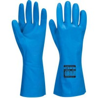 Gant nitrile contact alimentaire