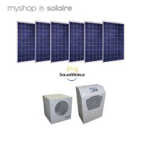 Kit solaire climatisation 1500w