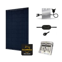 Kit solaire 280w autoconsommation - plug & play