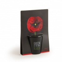 Kit de plantation black - coquelicot